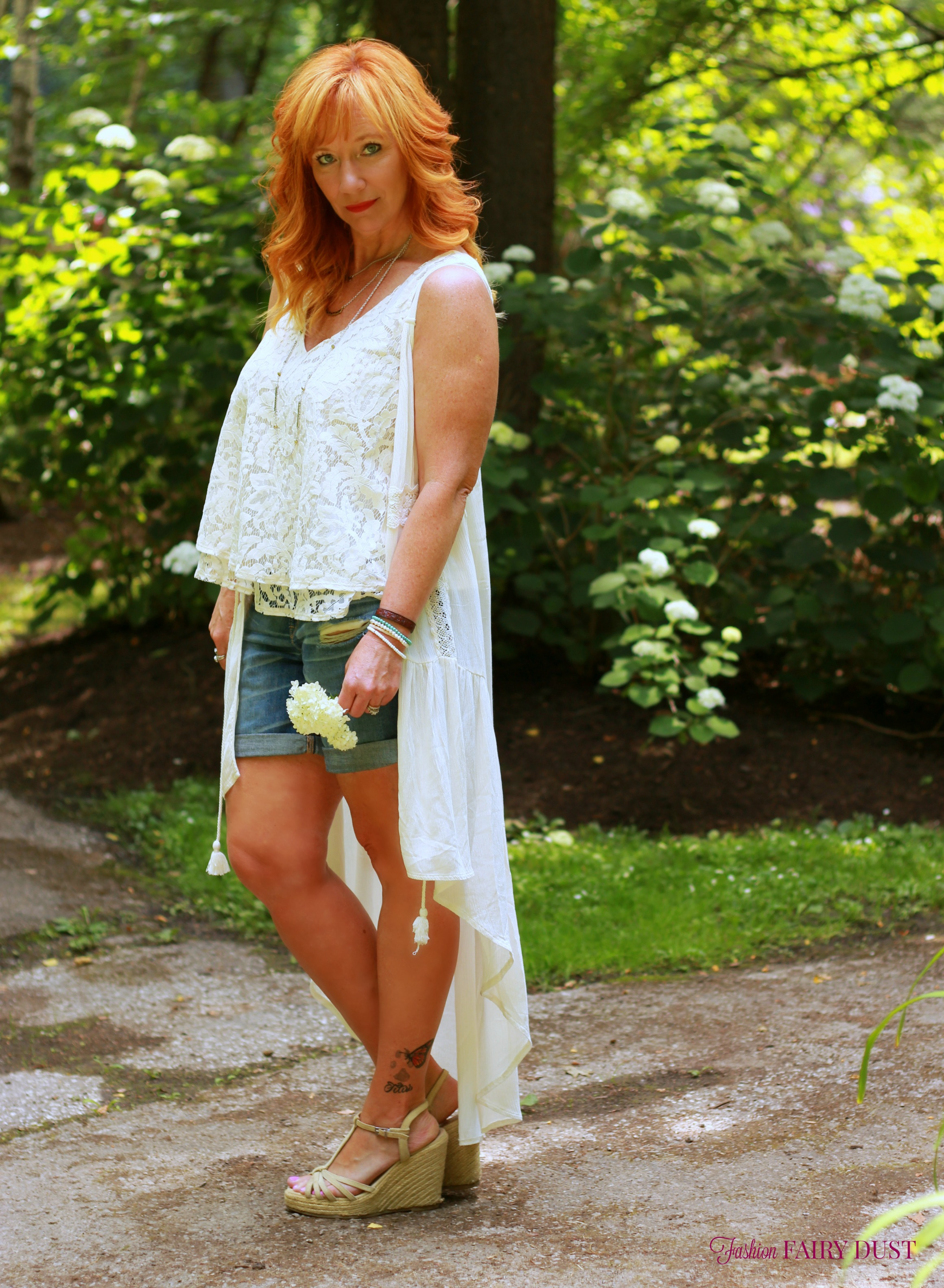 Lace Slip Dress Amp Cowboy Boots Things That Bring A Smile